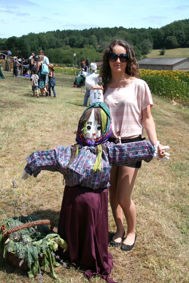 scarecrow granny