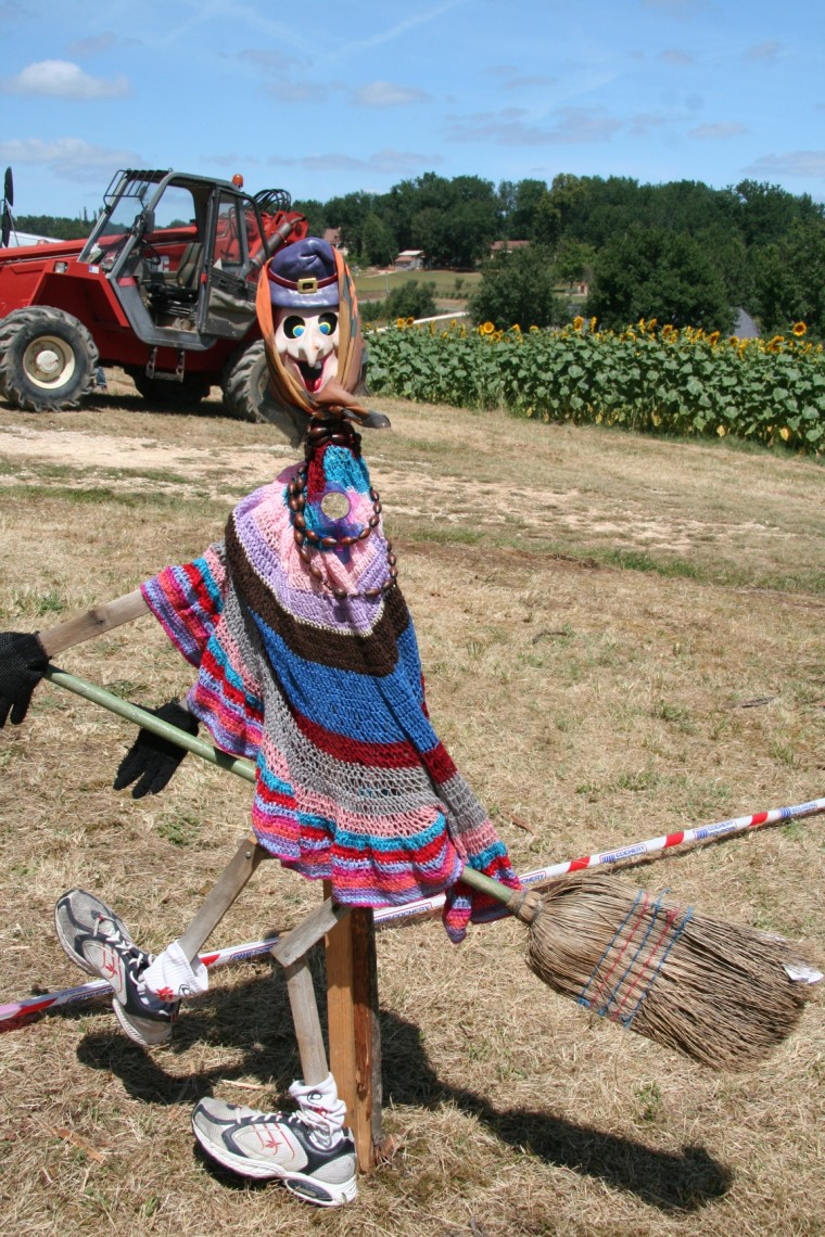 scarecrow witch