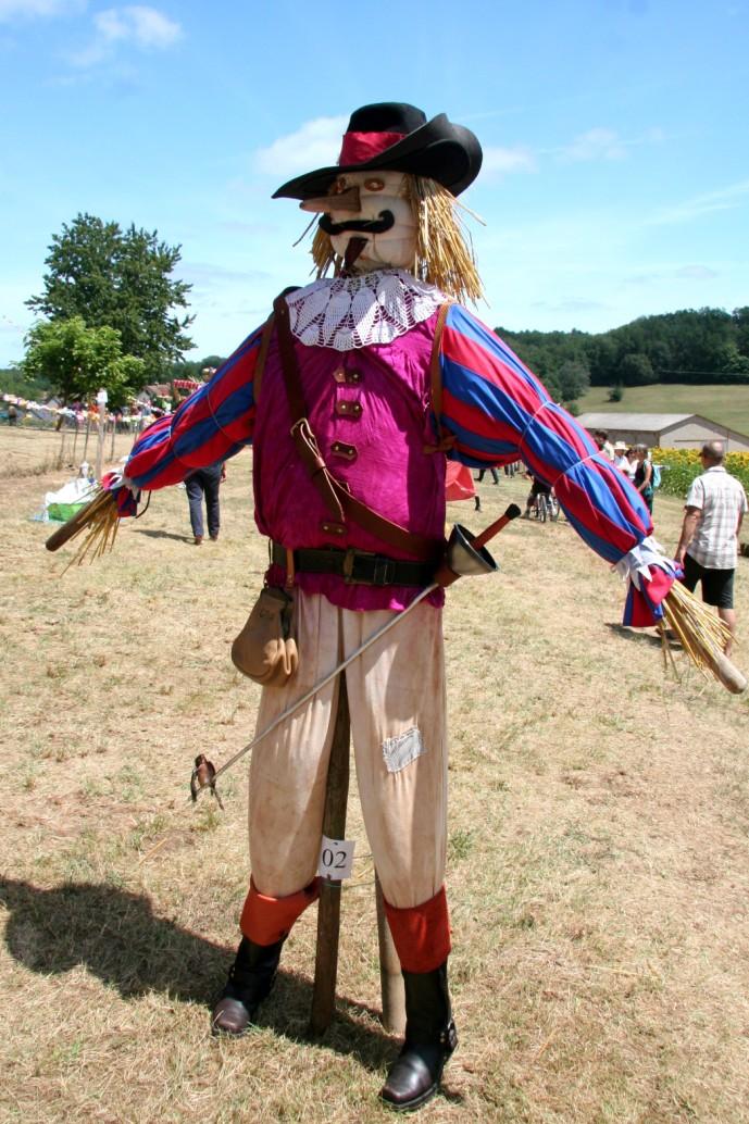 scarecrow - cyrano de bergerac
