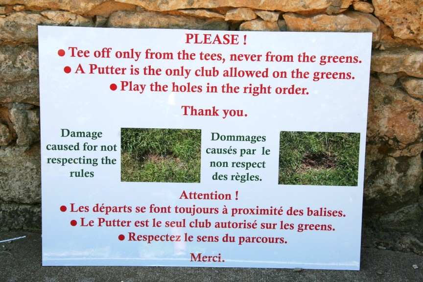 gites with golf in the perigord noir